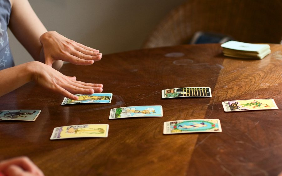 tirage cartes