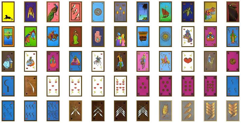 8299f5c9cde145 Tarot Persan   en savoir plus sur votre avenir grâce aux cartes